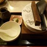 とり道楽 - 2013.11.10 釜めし