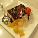 とり道楽 - 2013.11.10 クリームチーズティラミス