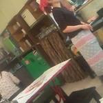 パクチー丸太町 - タイの屋台風のお洒落な店内