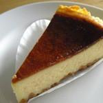 シェ アンディ ラボ - ベイクドチーズケーキ