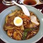 太平楽 - 中華丼