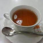 喫茶室ルノアール - ニルギリオレンジペコ:560円
