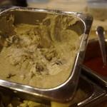 ピッツェリア ナポレターナ ラ・タヴォロッツァ - 今日のオススメカキクリームソース