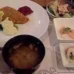 グリル アンドウ - ランチ、白身魚フライタルタルソース¥1000