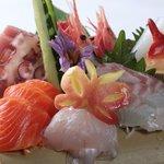 ばんや - 築地・新潟の市場から毎日直送した鮮度抜群の魚を使用しています。