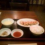 2247664 - 焼き餃子定食