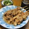 どてやき - 料理写真:2013.10 どてやき(1皿4本240円)1串あたり何と60円!