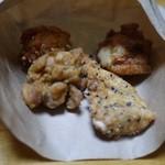 鶏から亭 - お味色々ラインナップ☆(ゝω・)vキャピ