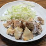 どてやき - 2013.10 なんこつ(370円)