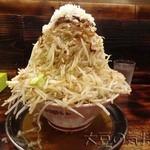 麺でる - 大ラーメン(¥750)