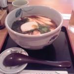いなりや - かき蕎麦1,000円也(2013/11)