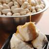 自家製じーまーみー豆腐
