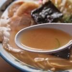 味の清ちゃん - 昔しラーメン(味噌) スープ