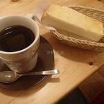 コメダ珈琲 - 料理写真:モーニング(11時まで:ドリンク料金にセットです)