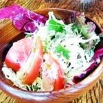 イマジン - 野菜サラダ