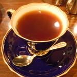 珈琲店 スパニョラ - ブルーマウンテン№1     コーヒーカップも綺麗ですにゃ(´ー`)