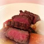 浅草マノス - 和牛ステーキ