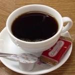 カフェメゾン - 本日のサービスコーヒー(キリマンジャロ)