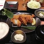 キムカツ - 海鮮ミックスフライ膳