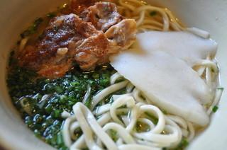 琉花 - いろんな沖縄ソバ、試しましたが。。。これが№1さぁ~『西崎製麺』のソーキそば!