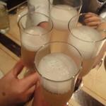 atrio - 乾杯!!