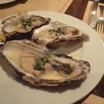 atrio - 生牡蠣