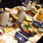 加賀廣 - ③終盤の様子
