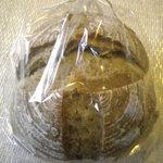 森のパン屋 花穂 - 天然酵母の塩くるみパン♪