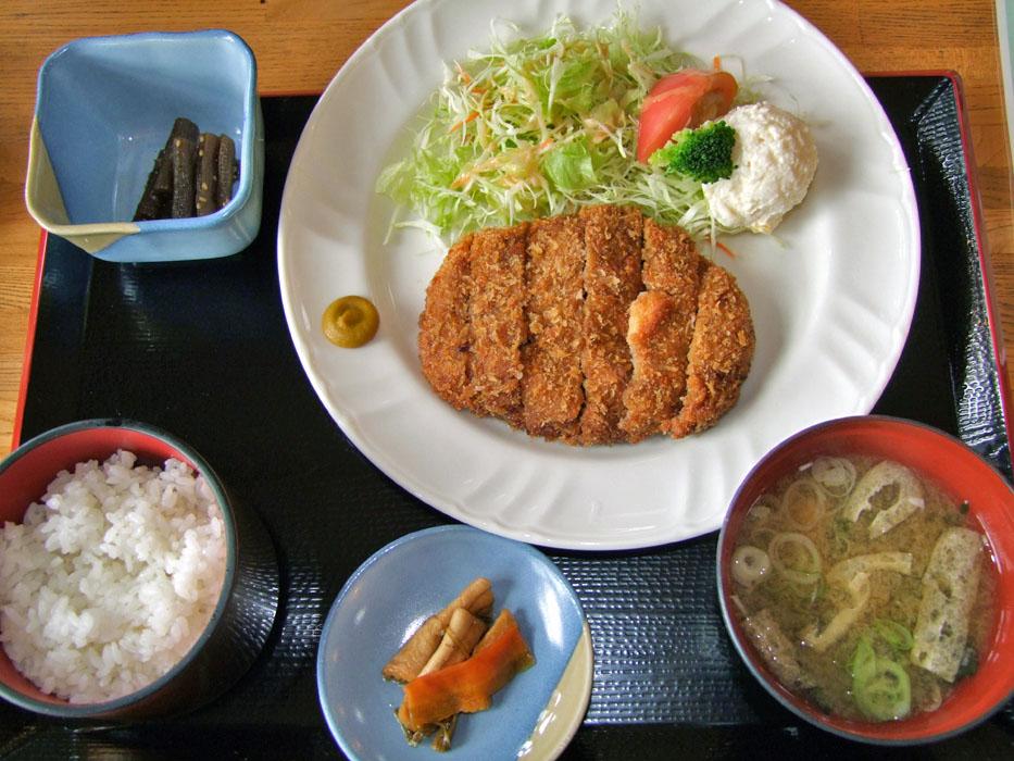 レストラン岩泉