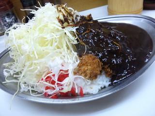 キッチン南海 下井草店 - 御飯の量が凄いです!
