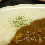 レストラン 風車 - カレーライス 600円