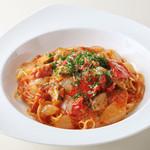 フライングガーデン - イタリアン野菜たっぷりトマトスパゲティ