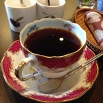 喫茶ポール - ドリンク写真:有機コーヒー