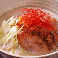 あき成 - あき成米麹ラーメン