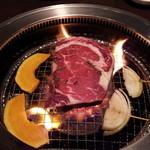 焼肉 ギュービッグ - 漢(おとこ)斬りカルビ