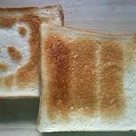 フラン ブラン - 食パンをトースト