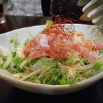 つな亭 - 料理写真:サラダ