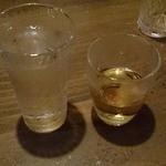 おもろ殿内 - ハブ酒