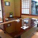小島屋 - 個室