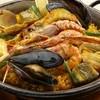 ボデガス ガパ - 料理写真:魚介たっぷりのパエージャ