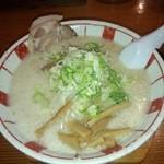 Gita - 醤油ラーメン(ギタギタ)