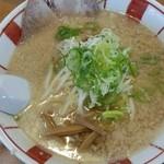 Gita - 醤油ラーメン(こってり)