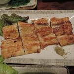 魚や - 穴子の照り焼き 980円