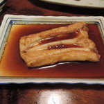 魚や - 穴子の煮つけ 980円