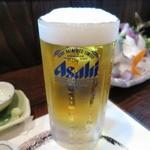 みなみ丸 合歓 - 生ビール