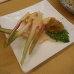 魚洋水産 - 谷中生姜