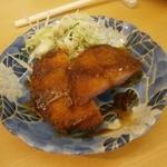 魚洋水産 - ハムカツ