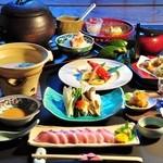 たつき - 料理写真:旬彩昼膳 一日10食限定2625円