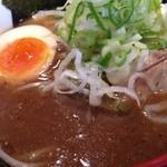つけ麺 おんのじ - 節つけ麺スープ