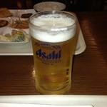 22498485 - プランについてた小ビール